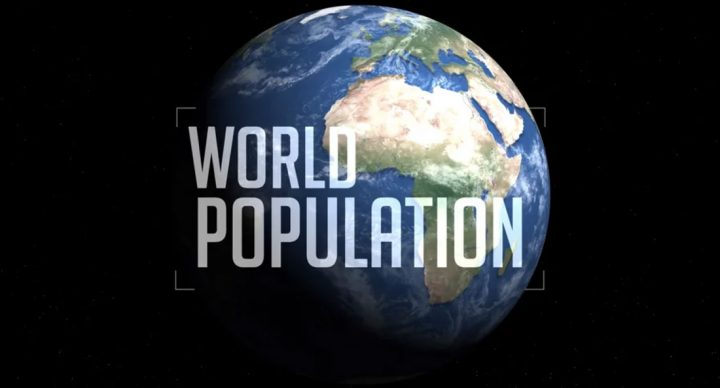 Population of the planet.